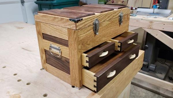 Woodworkers Guild Of America 7 Small Woodworking Projects Perfect For Valentine S Day Gifts Milled