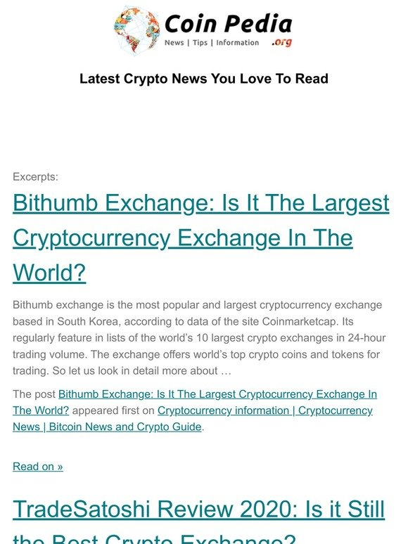 south korea cryptocurrency exchanges list