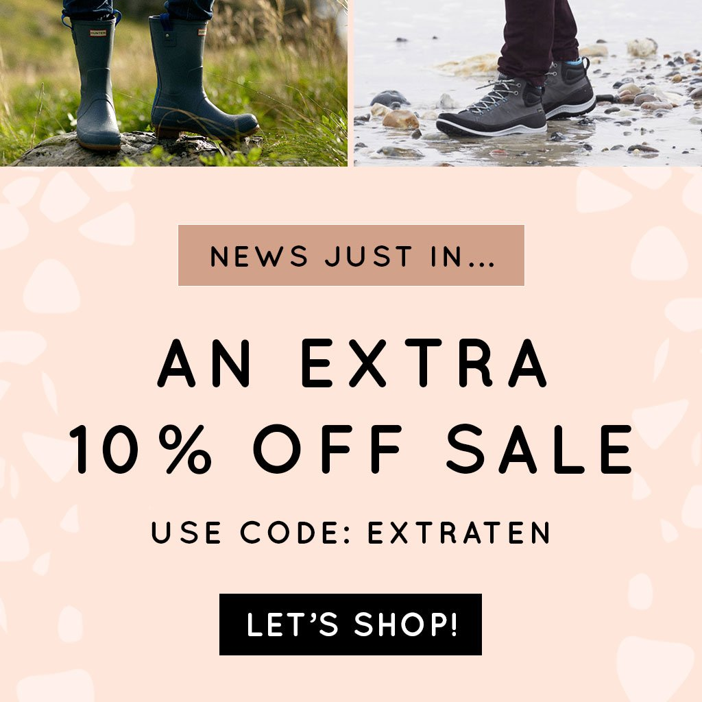 Bells Shoes: EXTRA 10% off sale!! | Milled