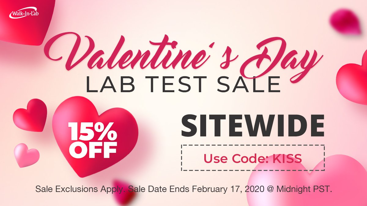 Walk In Lab Llc You Will Love These Lab Test Deals Milled