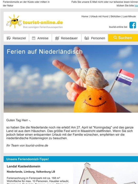 ferienparks an der küste niederlande