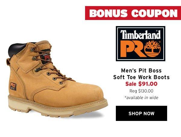 OFF select Timberland Pro
