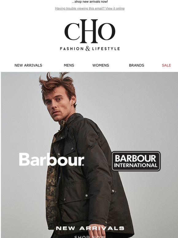 cho barbour