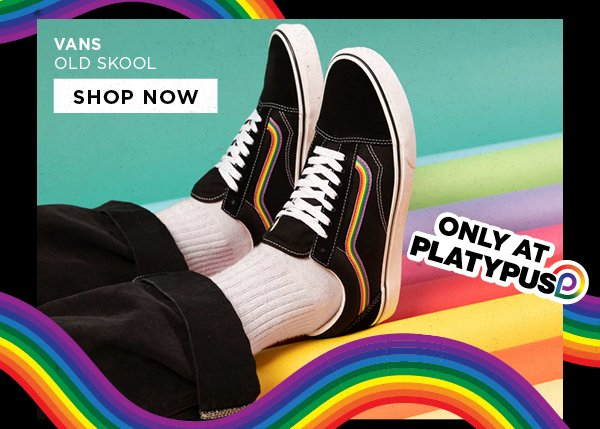 Platypus Shoes: Stand Out In Vans