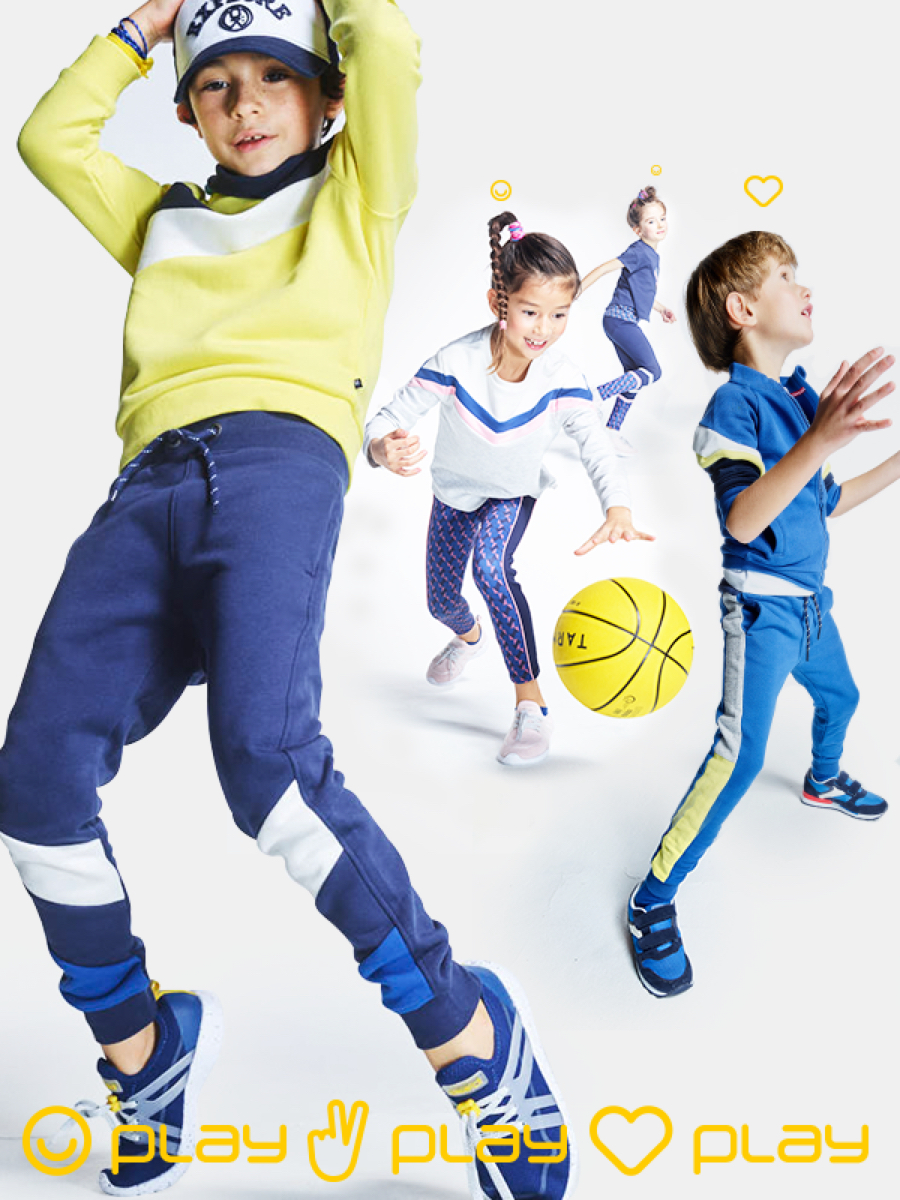 Okaïdi - Obaïbi: N E W | Collection sport ! | Milled