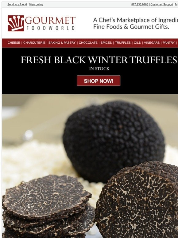 Gourmet Food World Email Newsletters Shop Sales Discounts And Coupon Codes Page 2