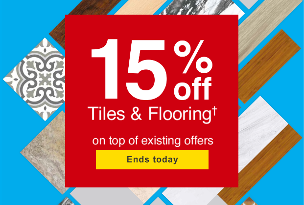 Wickes Hurry 15 Off Tiles Flooring Ends Today Milled