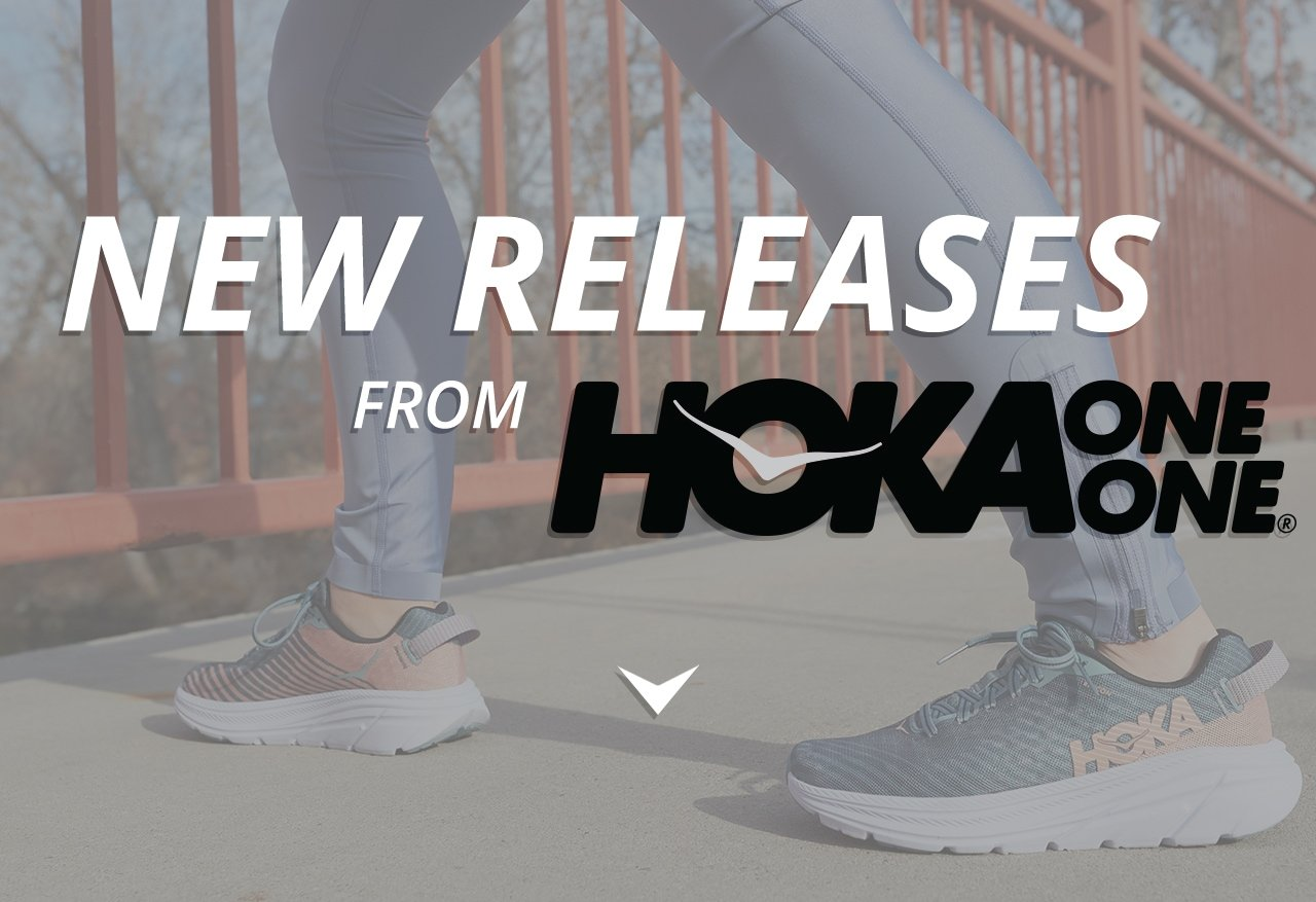 New Releases From HOKA ONE ONE