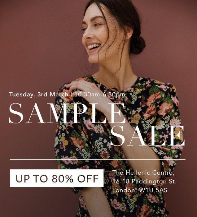 iris fashion: Sample Sale   up to 80