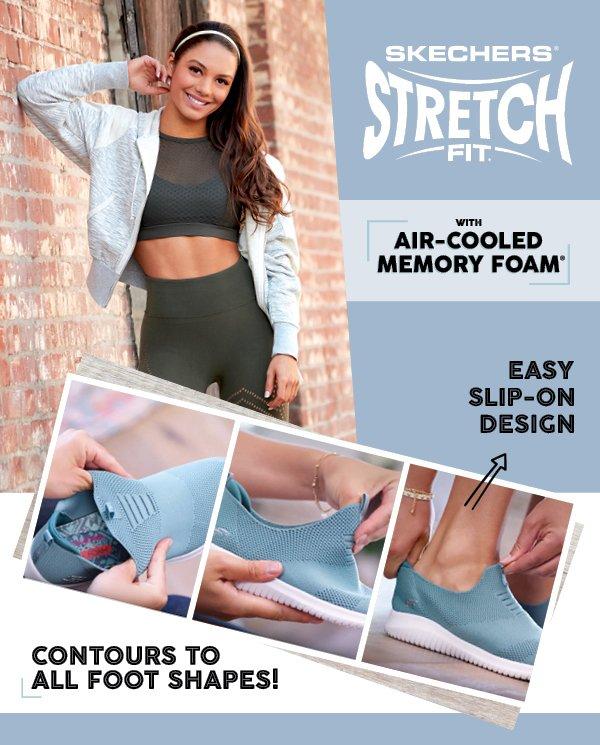 Skechers: Skechers Stretch-Fit: The