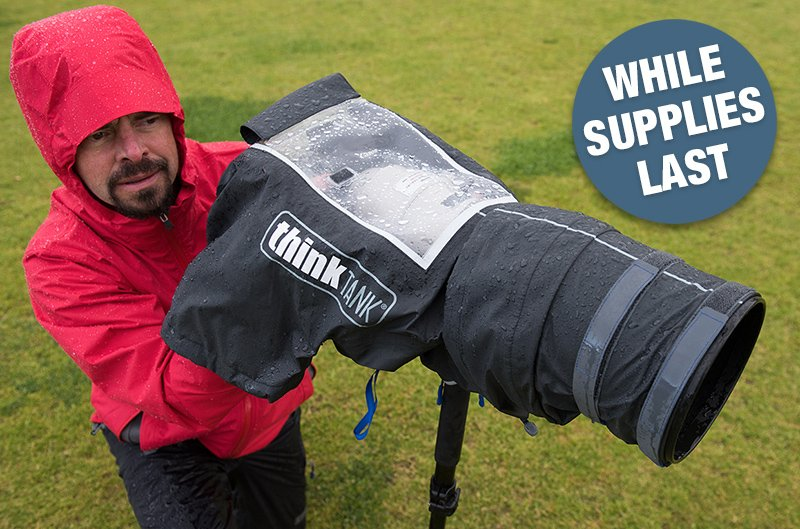 Think Tank Photo: 15% OFF Hydrophobia Rain Covers! ☔ ???? | Milled