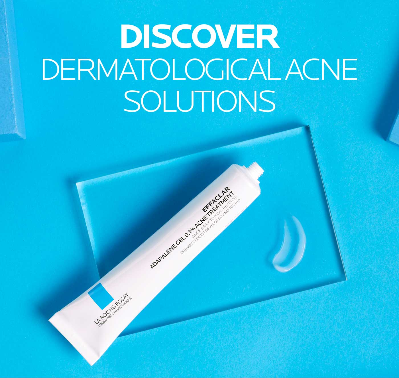 La Roche Posay Target Acne In Two Ways Milled