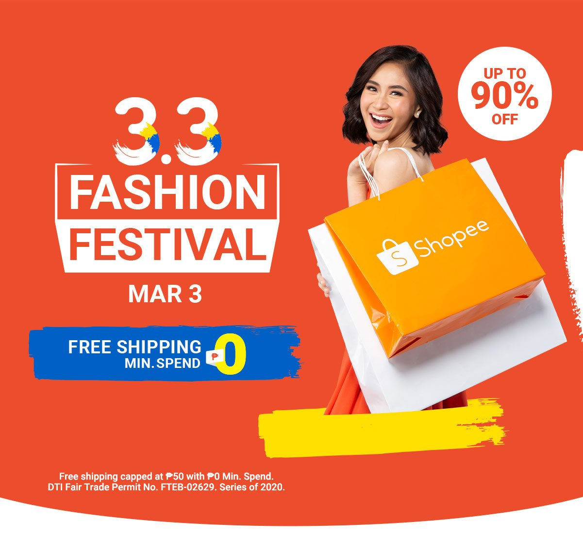 Shopee PH Deals at up to 20 OFF with the Shopee 20.20 Fashion ...