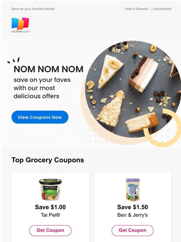 Coupons Com Groceries Milled