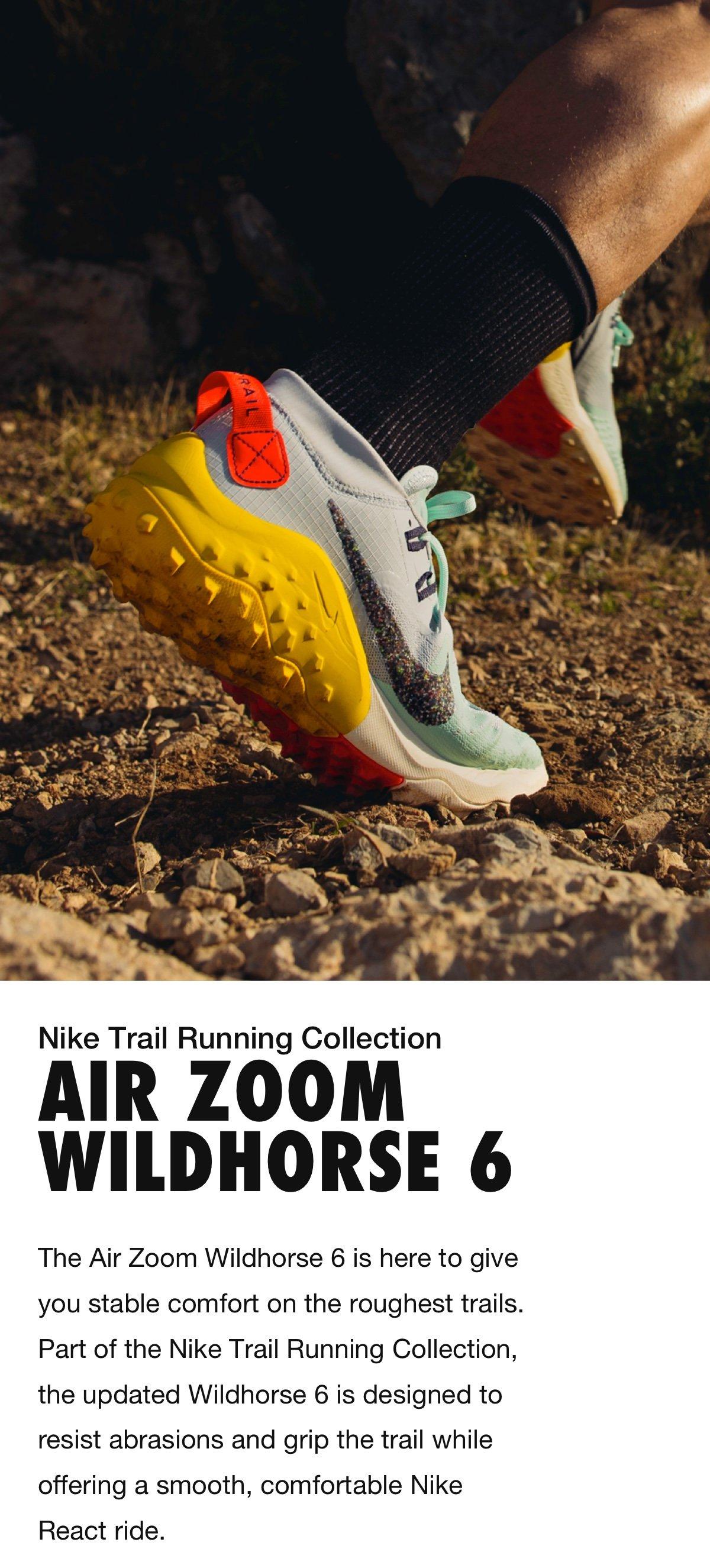 nike air zoom wildhorse 6
