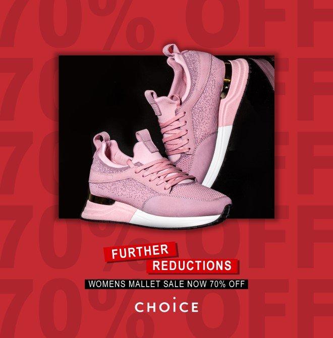 off Womens Mallet Footwear