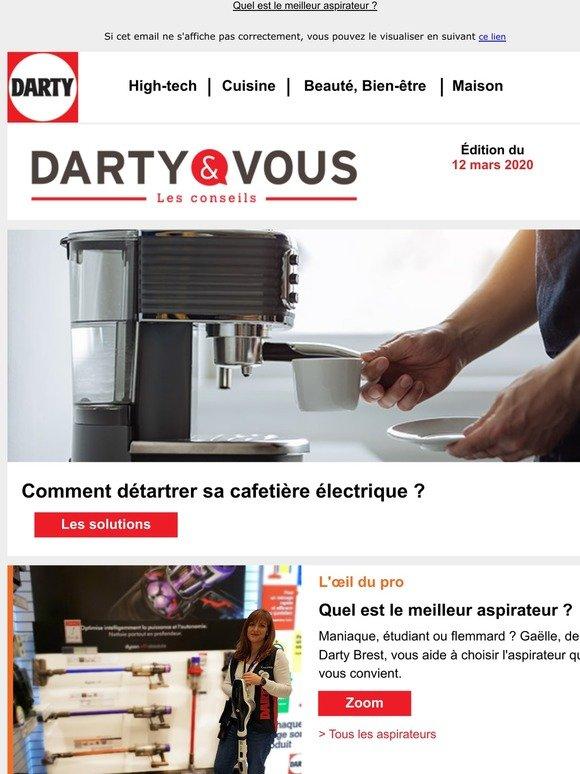 Darty Mal Aux Pieds Detartrer Sa Cafetiere Vpn Surfer En