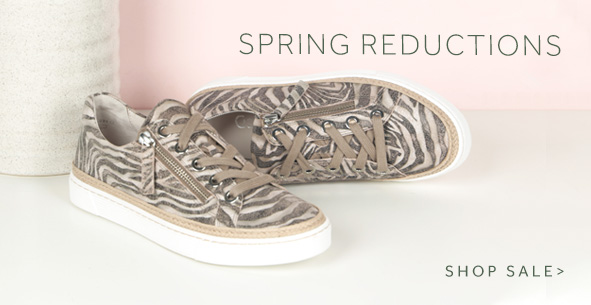 Gabor Shoes: Spring Reductions! | Milled