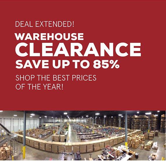 The Walking Company: Warehouse Sale