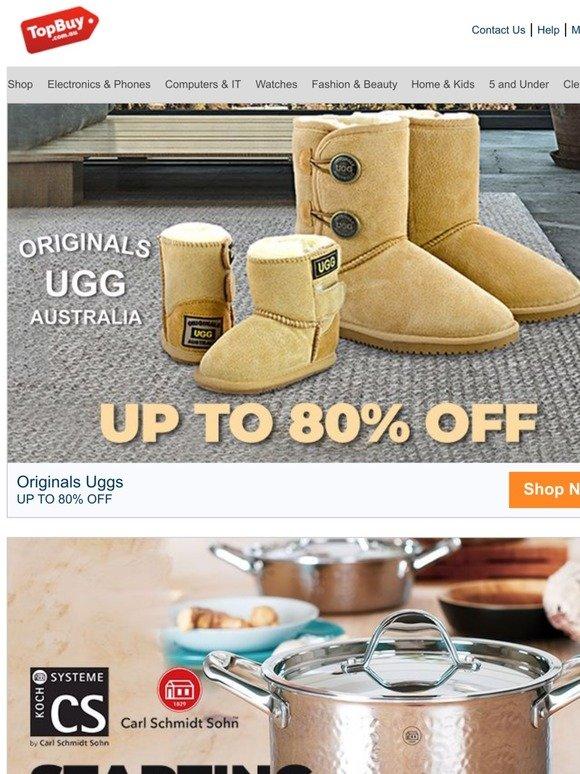 uggs 80 percent off