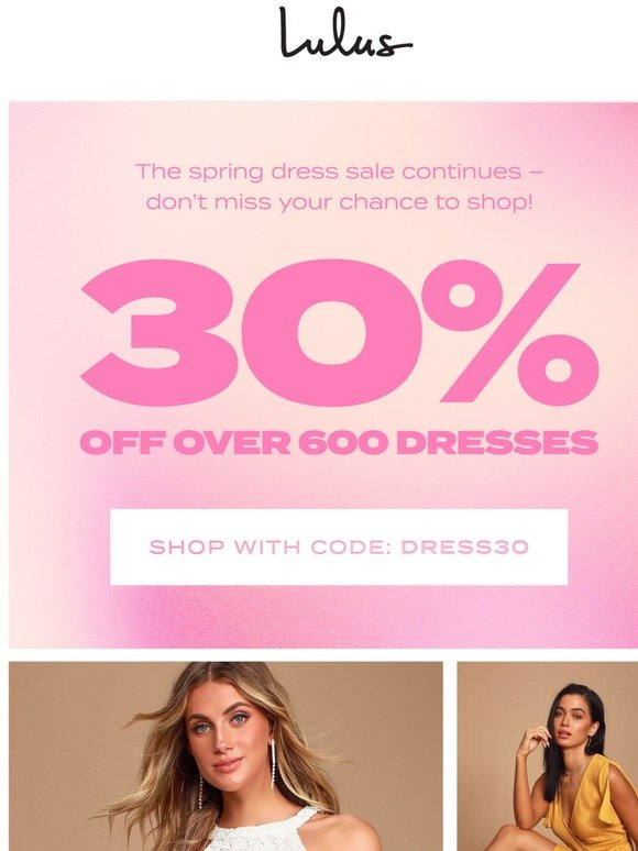 Lulus Email Newsletters Shop Sales Discounts And Coupon Codes Page 10