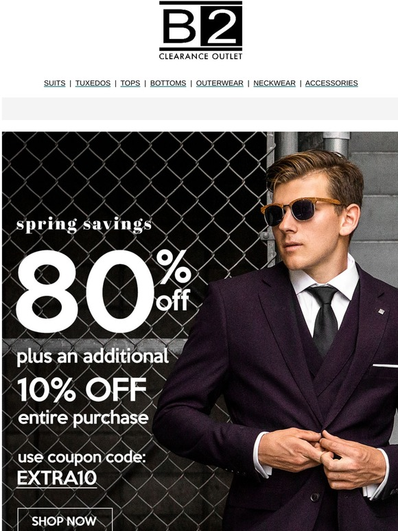 Bachrach 80 Off Everything Bachrach Is Now B2 Outlet