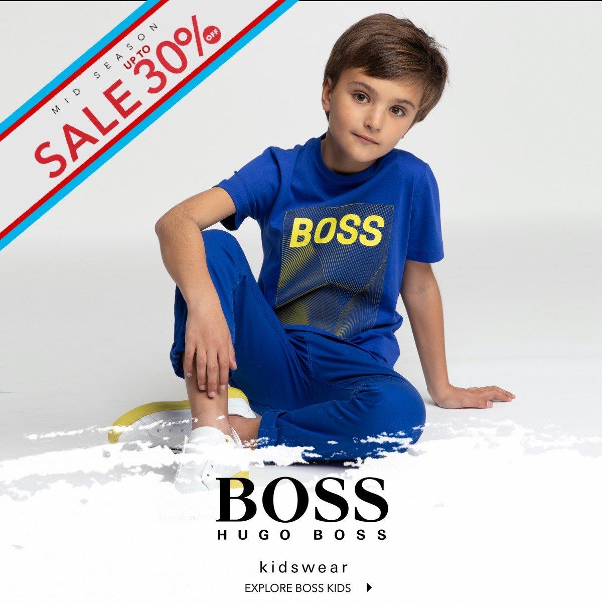 boss kids sale