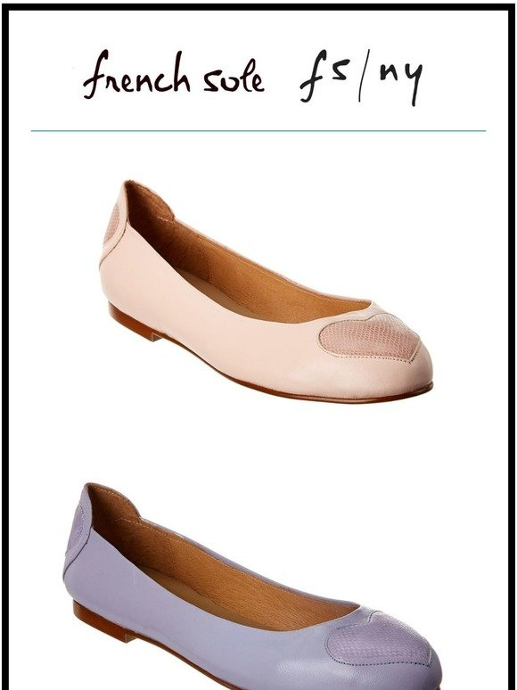 French Sole Fs Ny French Sole By Sonja Morgan Now