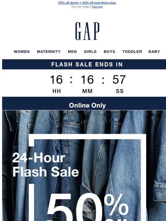 Gap Attn You 100 Need This Top Milled
