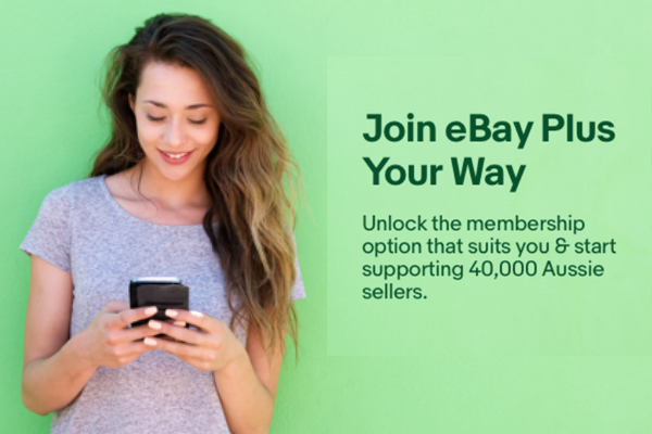 Groupon Stardeals Au Join Ebay Plus Your Way Score A 50 Ebay Gift Card When You Join Milled