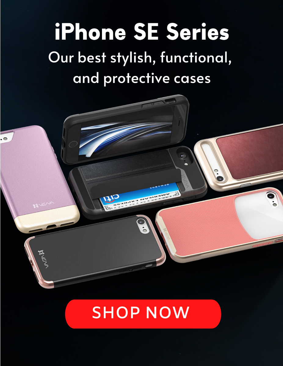 Vena Awaiting The New Iphone Se We Ve Got You Protected Milled