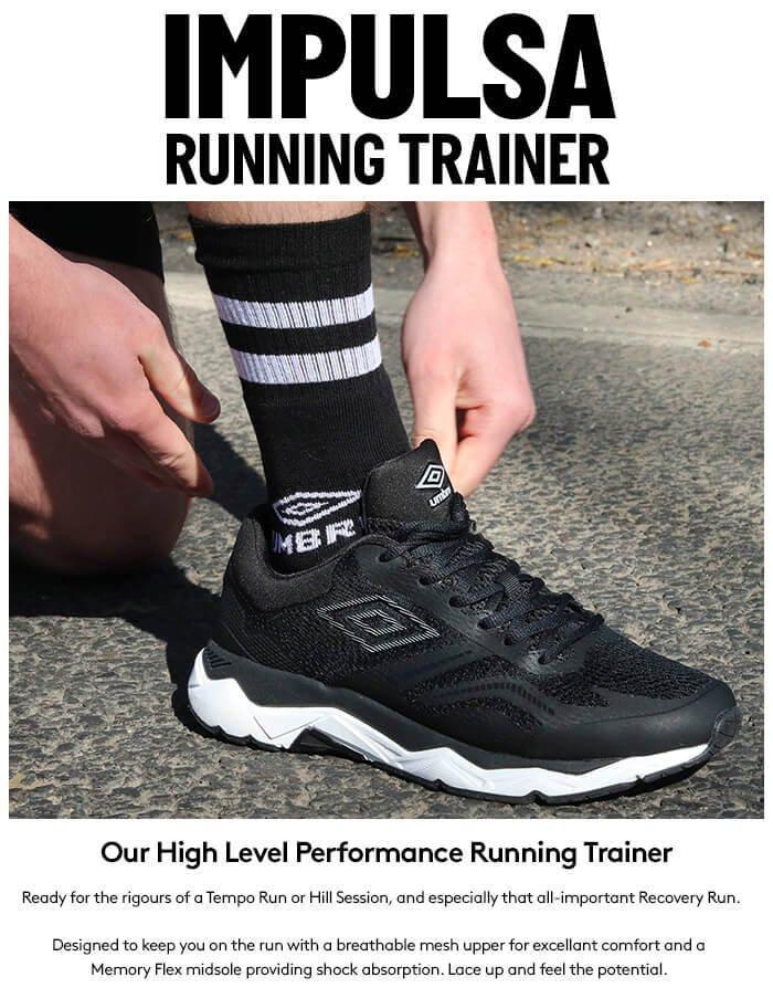 umbro runner trainer
