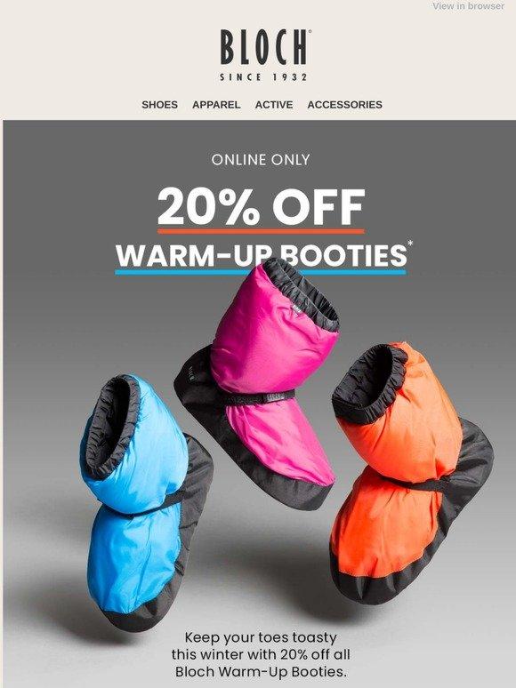 BLOCH Mesh Pointe Shoe Bag 20/% OFF SALE
