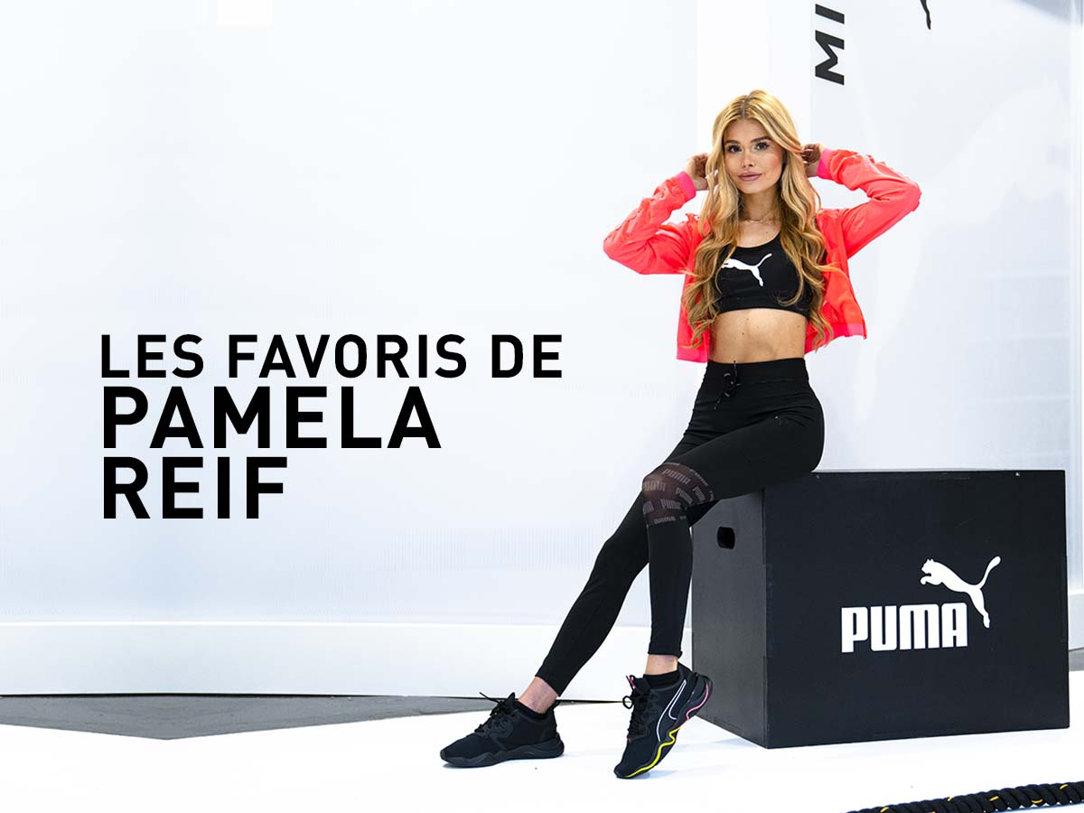 Puma: LES FAVORIS DE PAMELA   Il est temps de briller   Milled