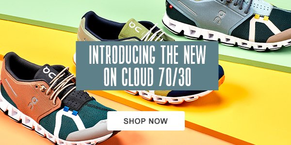 Introducing the NEW ON Cloud 70/30
