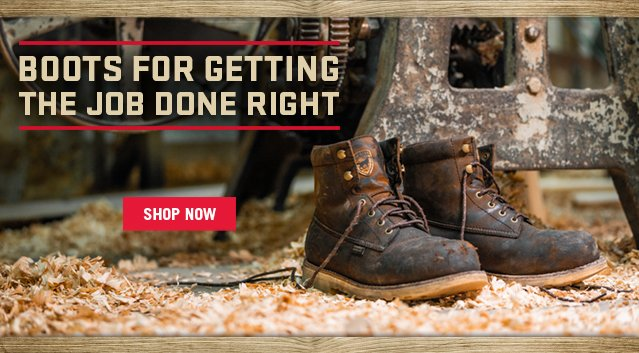 Red Wing Shoes: The #1 Work Boot for