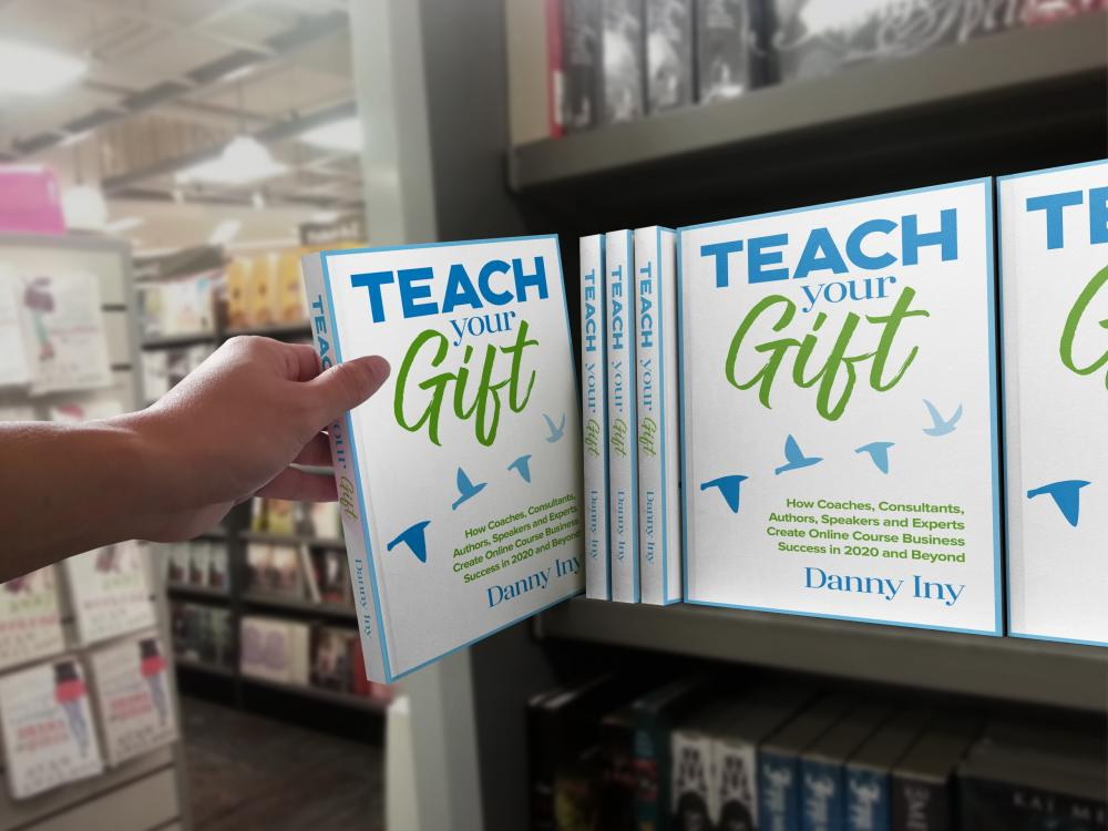 Codebox Teach Your Gift Free Book Milled