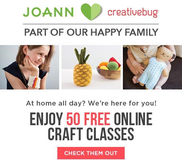 Joann Fabrics Sewing Classes Near Me