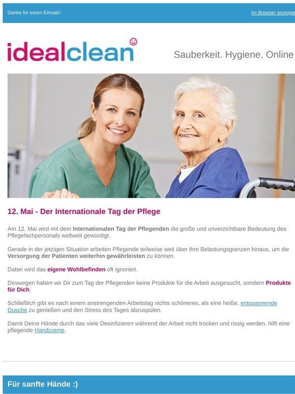12. Mai: Internationaler Tag der Pflegenden