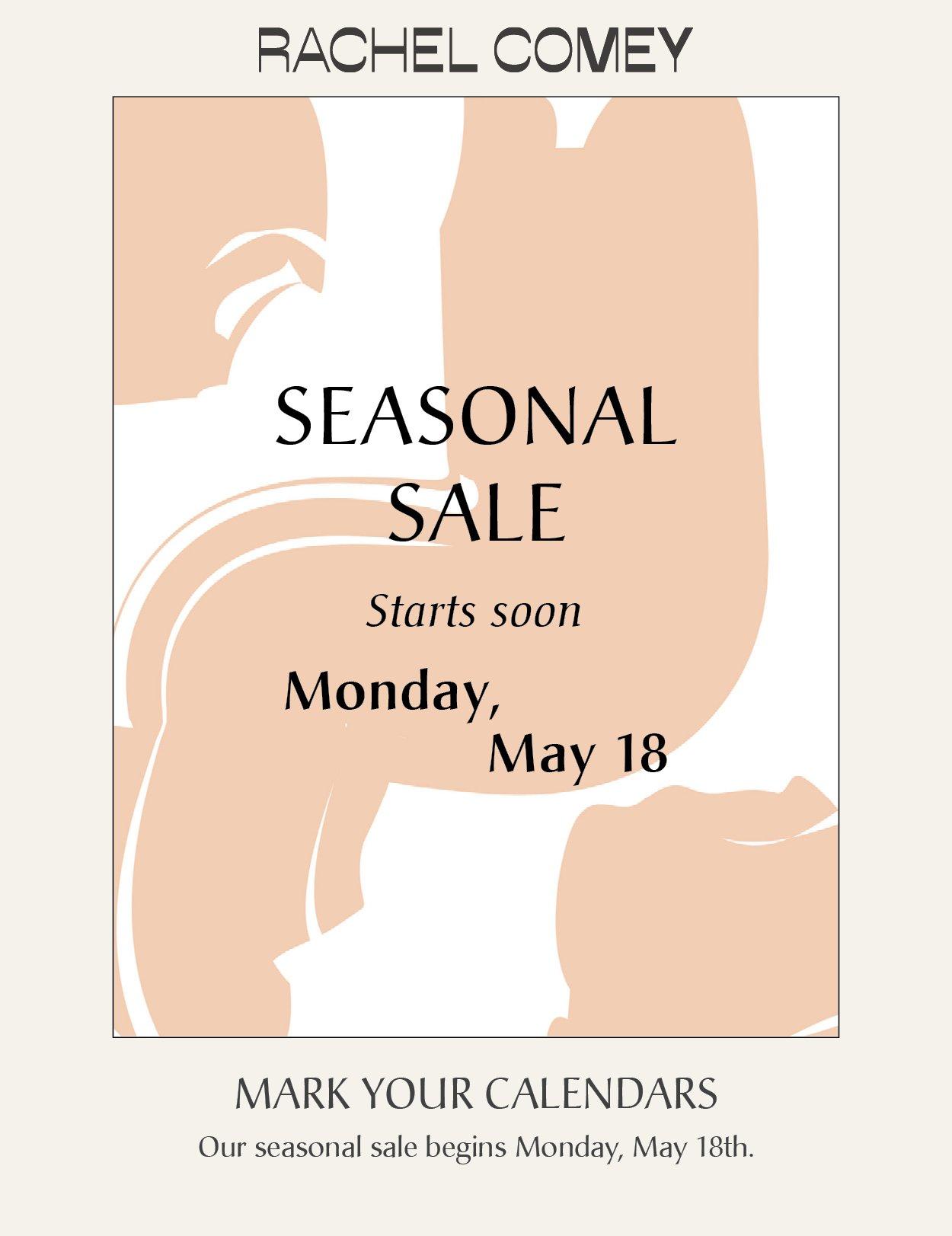 Rachel Comey Mark Your Calendars Seasonal Sale Starts Soon Milled