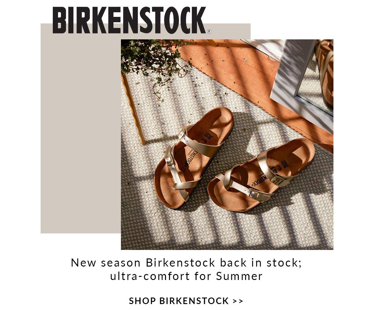 Full Restock on Birkenstock - Shop