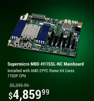 Newegg Save On Supermicro Server Motherboards With Amd Epyc Processors Milled