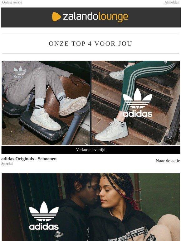 adidas schoenen actie