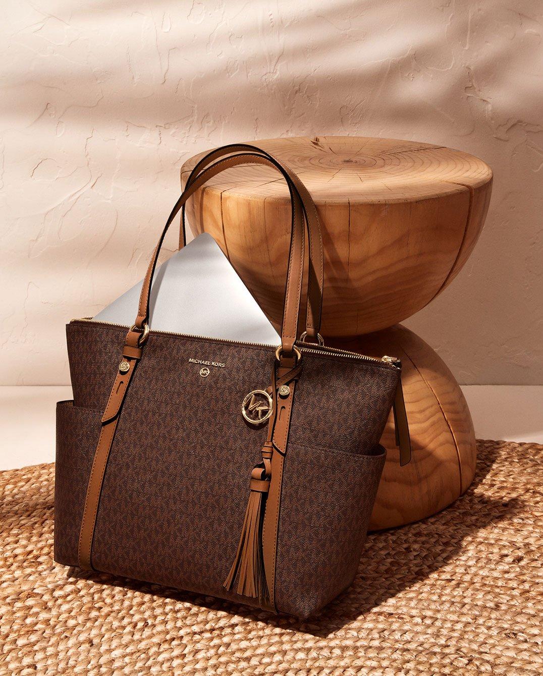 Michael Kors FR: Découvrez le sac Nomad | Milled
