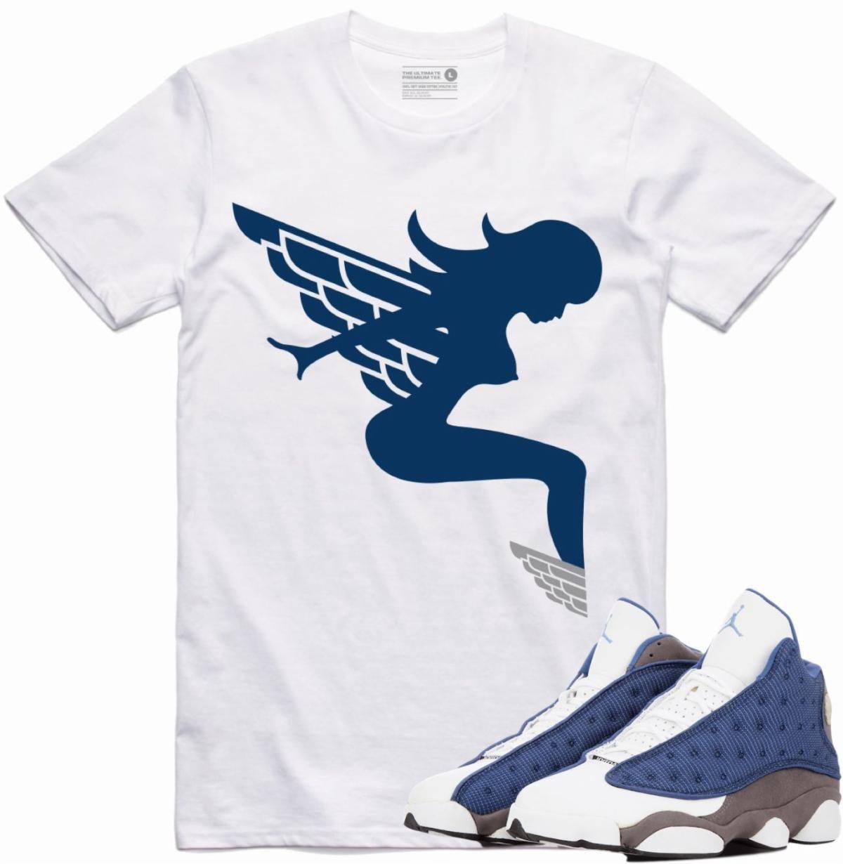 Xgear101 Com Jordan Flint 13s Sneaker Tees Milled