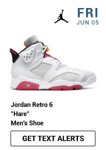 Jordan 6 Retro 'Hare' 🥕🐰 + more