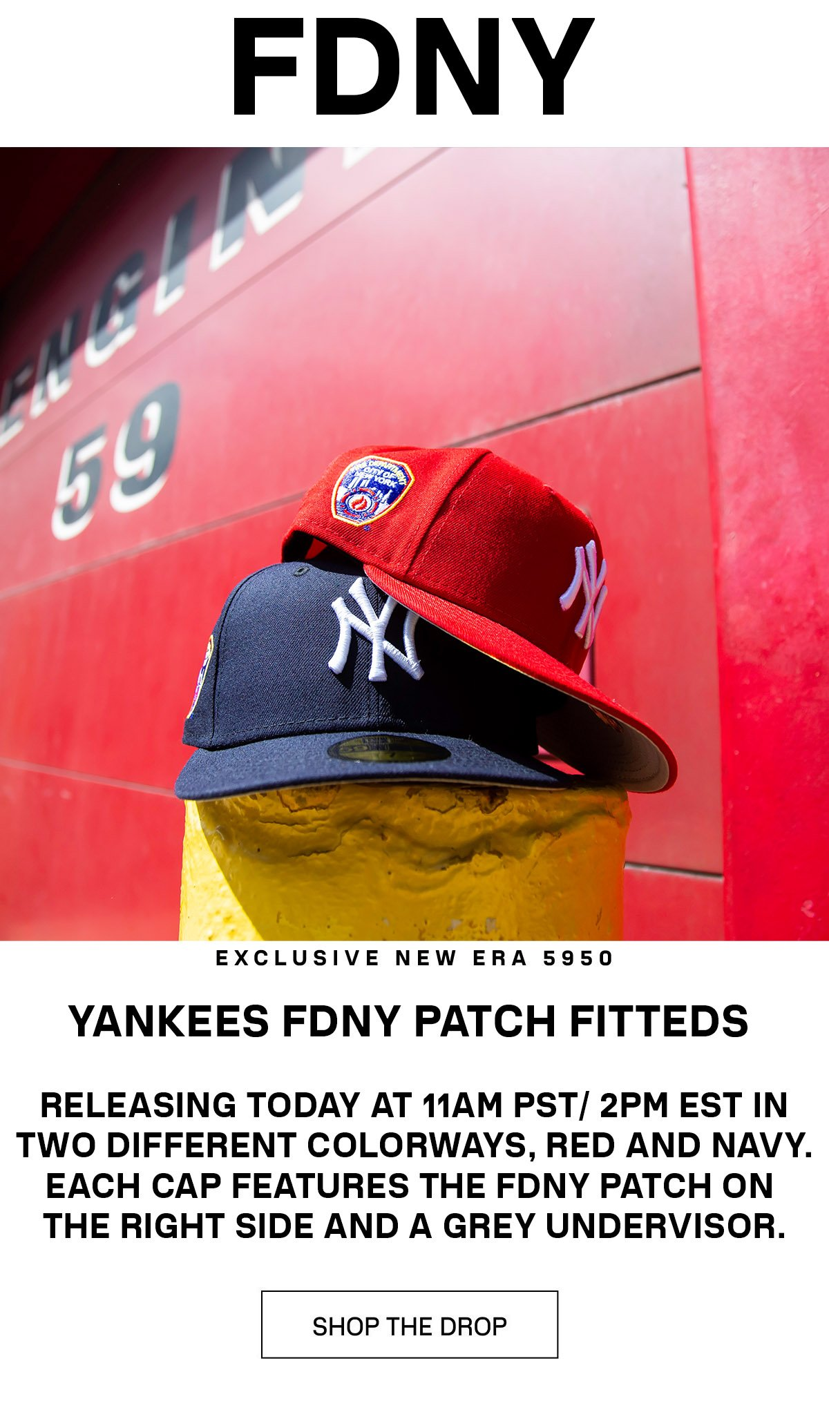 Hat Club Fdny And Jason Milled
