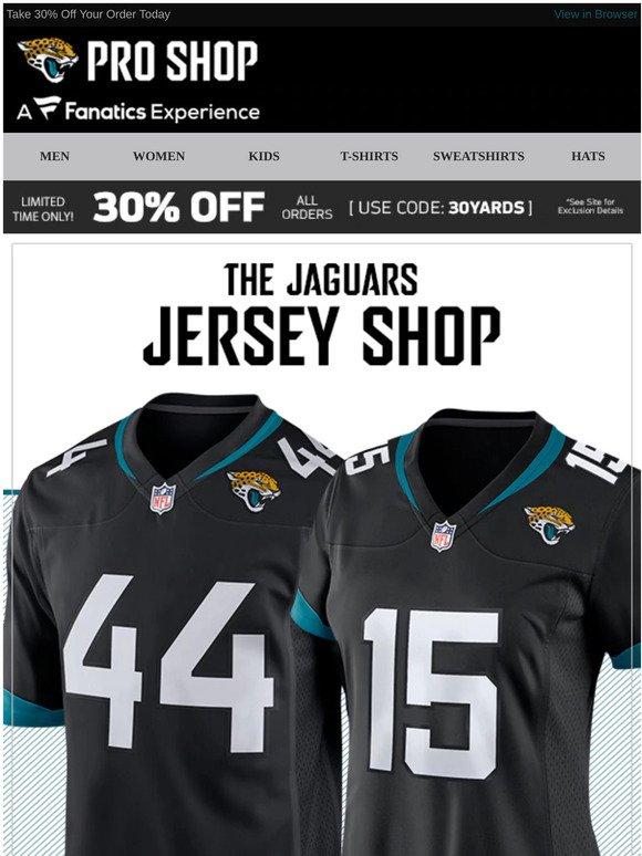 jacksonville jaguars gear sale