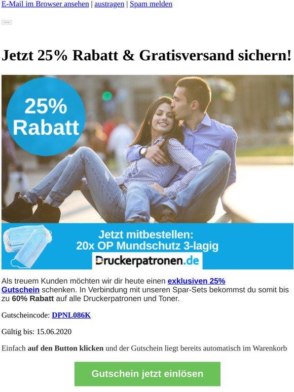 ➥ Bester Gutschein für Dich: 25% Rabatt