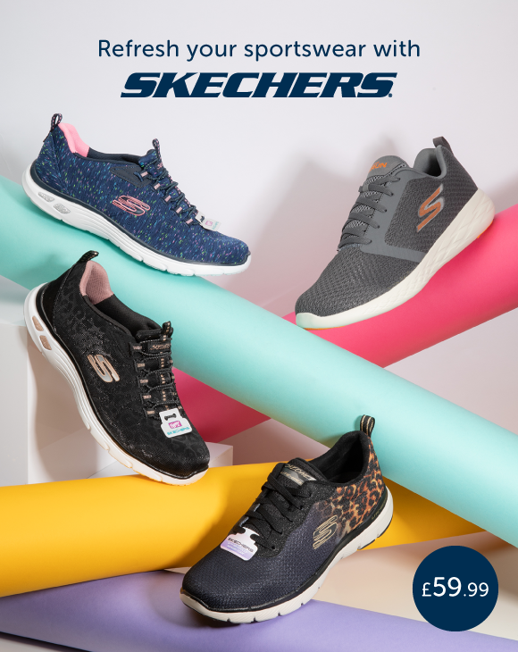 Must Haves | The Skechers Edit | Milled